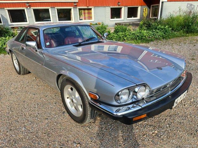 Jaguar XJS 12