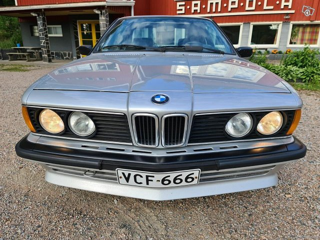 BMW 635 7