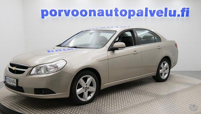 Chevrolet Epica 1