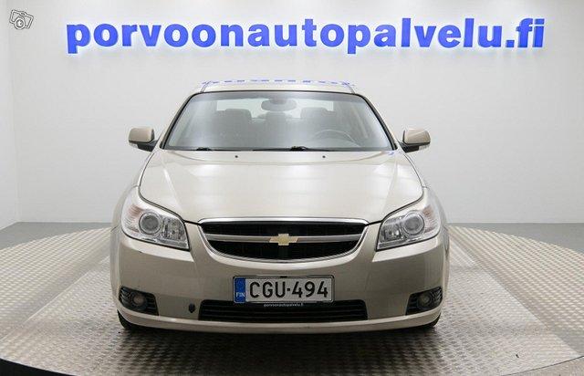 Chevrolet Epica 8