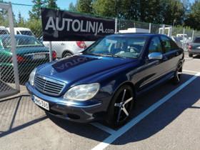 Mercedes-Benz S 320, Autot, Espoo, Tori.fi