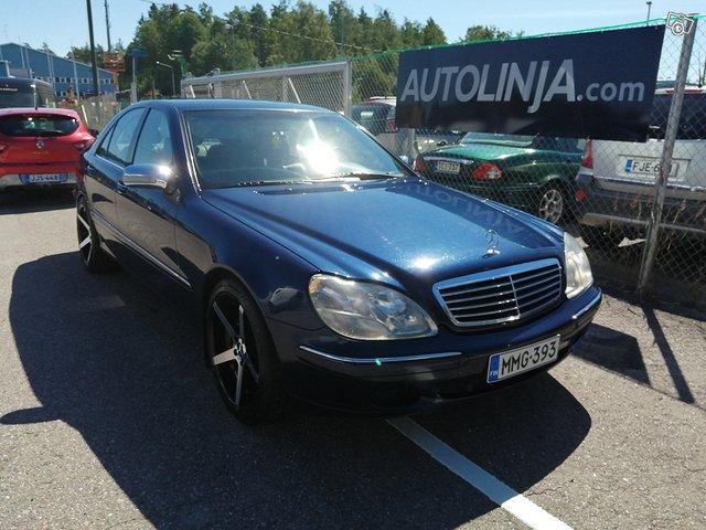 Mercedes-Benz S 320 3