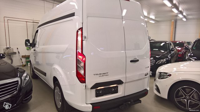 Ford Transit Custom 5