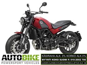 Benelli Leoncino, Moottoripyörät, Moto, Tuusula, Tori.fi