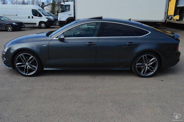 Audi A7 4