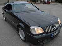 Mercedes-Benz SEC -93