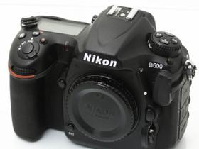 Käytetty Nikon D500, Kamerat, Kamerat ja valokuvaus, Turku, Tori.fi