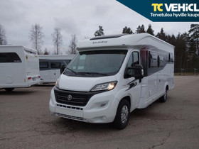 Hobby Optima Premium T70GE, Matkailuautot, Matkailuautot ja asuntovaunut, Espoo, Tori.fi