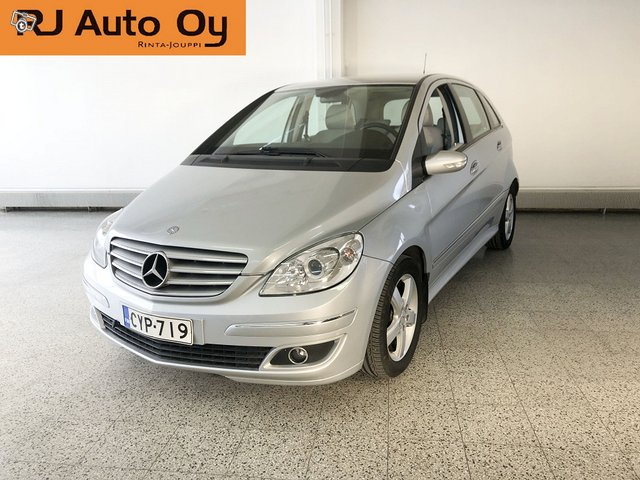 Mercedes-Benz B 1