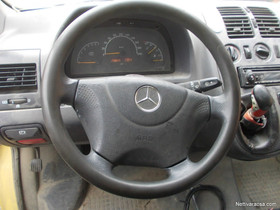 Mercedes Benz Vito 2,2 110CDI, Autovaraosat, Auton varaosat ja tarvikkeet, Jämijärvi, Tori.fi