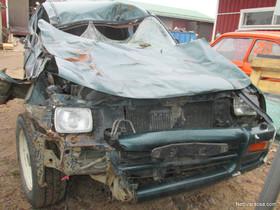 Mitsu L200 2WD 2,5D -96, Autovaraosat, Auton varaosat ja tarvikkeet, Jämijärvi, Tori.fi