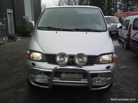 Toyota Hiace 2,5TD 4x4 Lyhyt -05 Toyota Hiace 2,5T, Autovaraosat, Auton varaosat ja tarvikkeet, Jämijärvi, Tori.fi