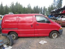 Toyota Hiace 2,4TD 4x4 lyhyt -99, Autovaraosat, Auton varaosat ja tarvikkeet, Jämijärvi, Tori.fi