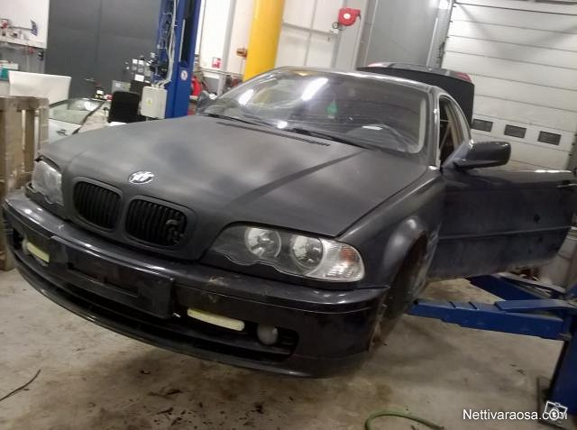 BMW 325 Coupe E46 -99 BMW 325 Coupe E46 -99