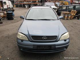 Opel Astra G 1,6 farmari -99, Autovaraosat, Auton varaosat ja tarvikkeet, Jämijärvi, Tori.fi