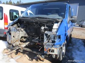 Mercedes Benz Vito Mercedes-Benz Vito/Viano (W638), Autovaraosat, Auton varaosat ja tarvikkeet, Jämijärvi, Tori.fi