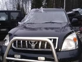Toyota Landcruiser 3.0D4D AUT-5-KDJ12 Toyota Landc, Autovaraosat, Auton varaosat ja tarvikkeet, Jämijärvi, Tori.fi