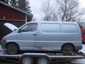Toyota Hiace 2,4 TD lyhyt -97, Autovaraosat, Auton varaosat ja tarvikkeet, Jämijärvi, Tori.fi