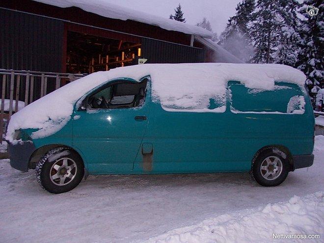 Toyota Hiace Hiace 2,4Dpitkä