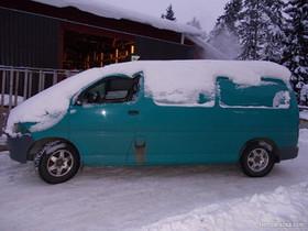 Toyota Hiace Hiace 2,4Dpitkä, Autovaraosat, Auton varaosat ja tarvikkeet, Jämijärvi, Tori.fi