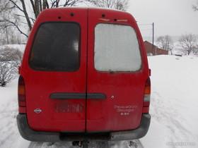Nissan Vanette 2,3D, Autovaraosat, Auton varaosat ja tarvikkeet, Jämijärvi, Tori.fi