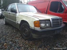 Mercedes-Benz 190 2,0 Kaasutin -89 Mercedes-Benz 1, Autovaraosat, Auton varaosat ja tarvikkeet, Jämijärvi, Tori.fi