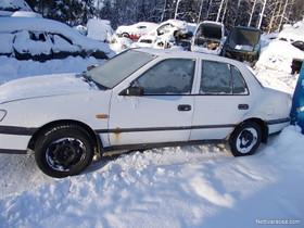 Nissan Sunny 1,6 Sedan, Autovaraosat, Auton varaosat ja tarvikkeet, Jämijärvi, Tori.fi