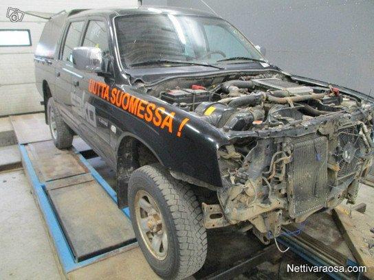 Mitsubishi L200 2,5TD 4x4