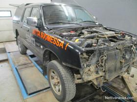 Mitsubishi L200 2,5TD 4x4, Autovaraosat, Auton varaosat ja tarvikkeet, Jämijärvi, Tori.fi