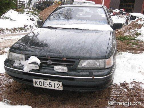 Subaru Legacy 1,8 Farm 4x4 -93