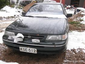 Subaru Legacy 1,8 Farm 4x4 -93, Autovaraosat, Auton varaosat ja tarvikkeet, Jämijärvi, Tori.fi