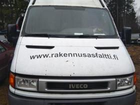 Iveco Daily 35 C 11 Van 2,8TD Pitkä, Korke Iveco D, Autovaraosat, Auton varaosat ja tarvikkeet, Jämijärvi, Tori.fi