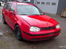 Volkswagen Golf IV 1,9TD -01 Volkswagen Golf IV 1,, Autovaraosat, Auton varaosat ja tarvikkeet, Jämijärvi, Tori.fi