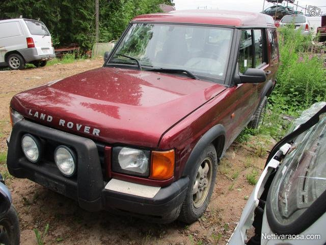 Land Rover Discovery 2 2.5 Td5 4x4 -00 Land Rover