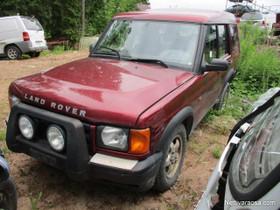 Land Rover Discovery 2 2.5 Td5 4x4 -00 Land Rover, Autovaraosat, Auton varaosat ja tarvikkeet, Jämijärvi, Tori.fi