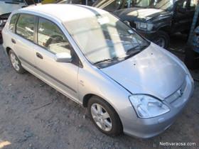 Honda Civic VII Hatchback 1.6 I, Autovaraosat, Auton varaosat ja tarvikkeet, Jämijärvi, Tori.fi