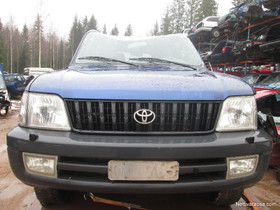 Toyota Land Cruiser, Autovaraosat, Auton varaosat ja tarvikkeet, Jämijärvi, Tori.fi