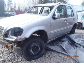 Mecedes-Benz ML W163, Autovaraosat, Auton varaosat ja tarvikkeet, Jämijärvi, Tori.fi