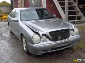 Mercedes-Benz E 200 CDI Sedan -00 Mercedes-Benz E, Autovaraosat, Auton varaosat ja tarvikkeet, Jämijärvi, Tori.fi
