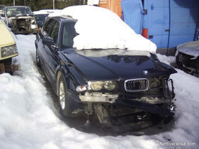 BMW 730DA Sedan -99 BMW 730DA sedan -99, Autovaraosat, Auton varaosat ja tarvikkeet, Jämijärvi, Tori.fi