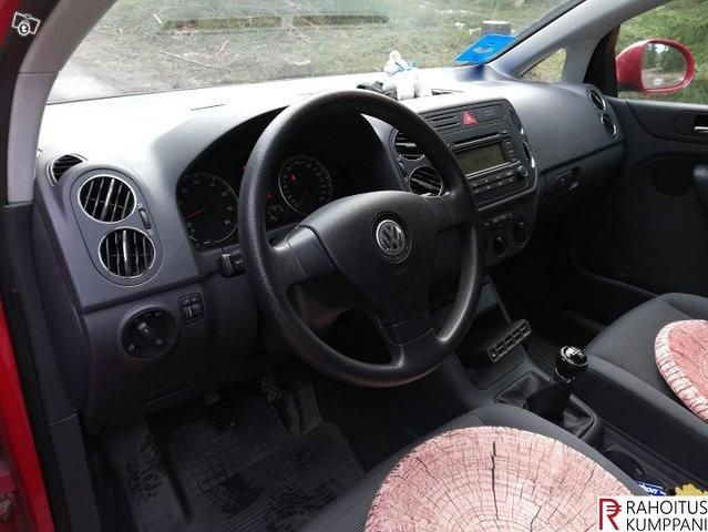 Volkswagen Golf Plus 6