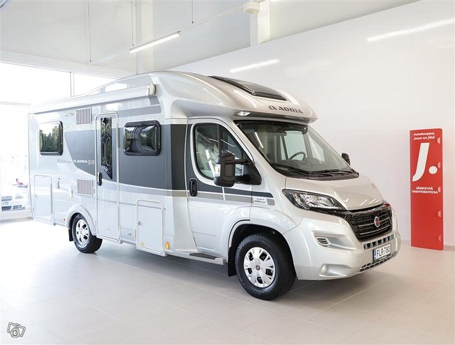 Adria Matrix M 650SF 50 Years Editio