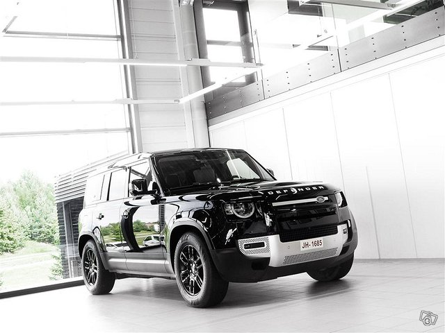 Land Rover Defender, kuva 1
