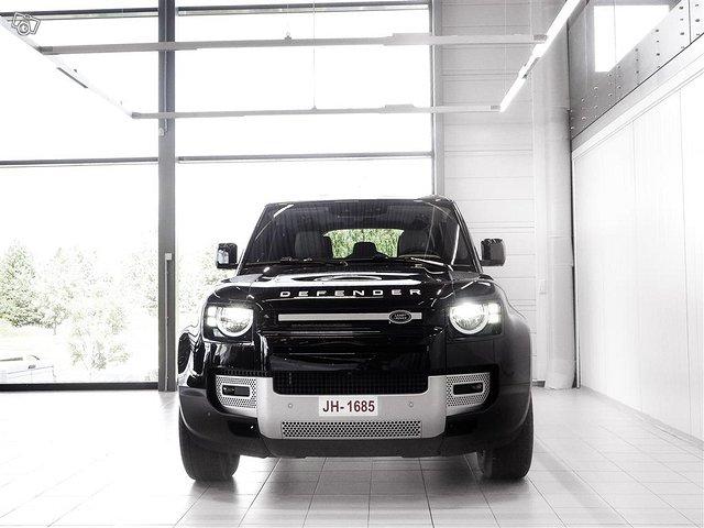 Land Rover Defender 2