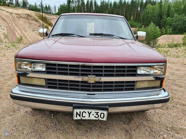 Chevrolet Sportside 7