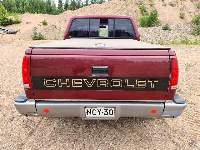 Chevrolet Sportside 8