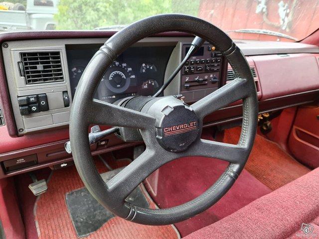 Chevrolet Sportside 9