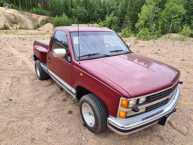Chevrolet Sportside 13