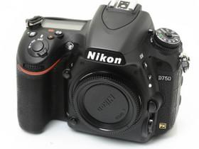 Käytetty Nikon D750, Kamerat, Kamerat ja valokuvaus, Turku, Tori.fi