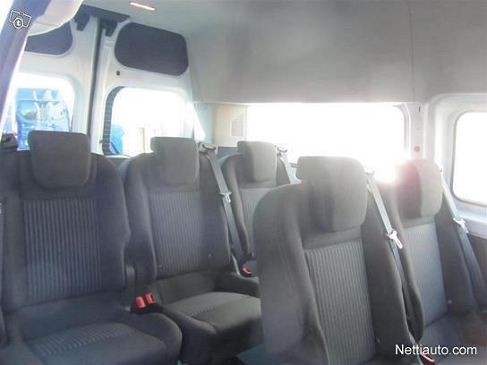 Ford Transit Custom 7